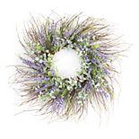 Melrose Artificial Floral I Wreath