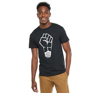 Men's Cream City Justice Power Respect Tee