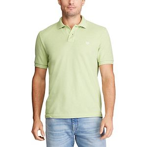 Big & Tall Chaps Everyday Classic-Fit Solid Polo