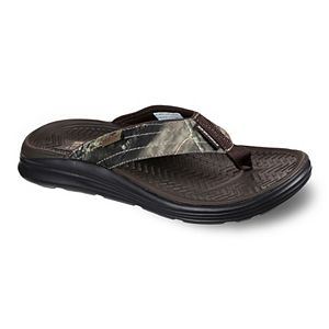 Skechers Relaxed Fit® Sargo Everport Men's Thong Sandals
