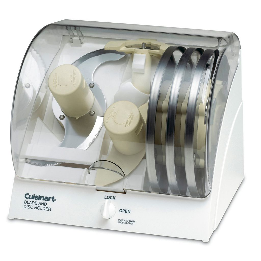 Cuisinart Blade and Disc Holder
