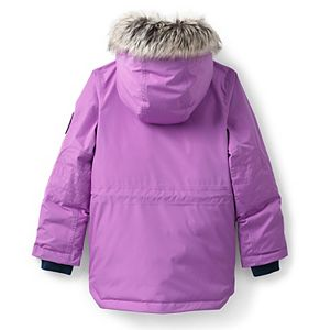Kids 7-20 Lands' End Expedition Down Winter Parka in Regular & Husky