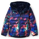 Kids 7-20 Lands' End Reversible Jacket