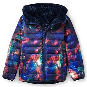 Kids 4-7 Lands' End Reversible Jacket