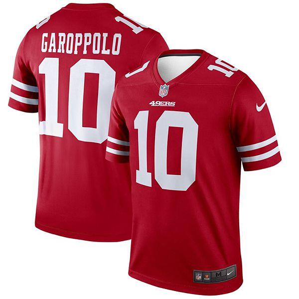 Jimmy Garoppolo San Francisco 49ers Game Jersey Camo