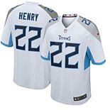 Men's Nike Derrick Henry White Tennessee Titans Player Game Jersey