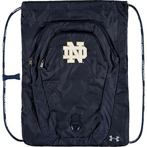 Under Armour Notre Dame Fighting Irish Undeniable Drawstring Backpack