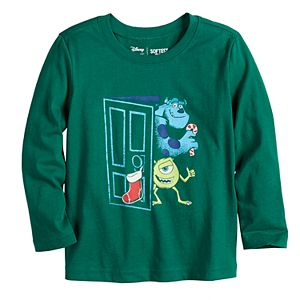 Disney / Pixar Monsters Inc. Toddler Boy Softest Graphic Tee by Jumping Beans®