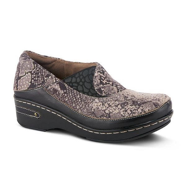 L'Artiste By Spring Step Burbank Women's Clogs