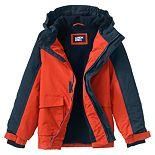 Boys 4-7 Lands' End Squall Waterproof Winter Jacket