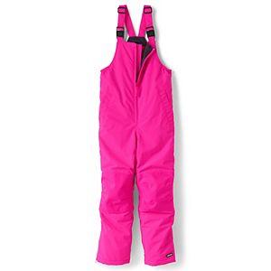Toddler Lands' End Squall Waterproof Iron Knee Bib Snow Pants
