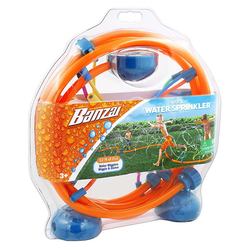 Banzai Wigglin' Water Sprinkler