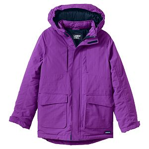 Kids 7-20 Lands' End Squall 3 in 1 Waterproof Winter Parka in Regular & Husky
