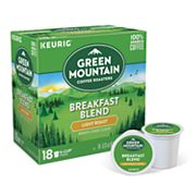 Keurig K-Cup Portion Pack Mountain Coffee Breakfast Blend Coffee - 18-pk.