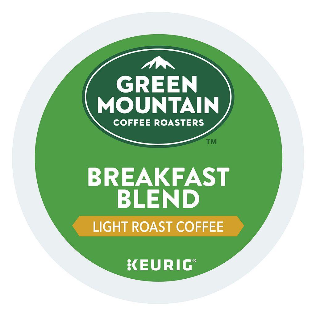 Keurig® K-Cup® Pod Mountain Coffee Breakfast Blend Light Roast Coffee - 18-pk.