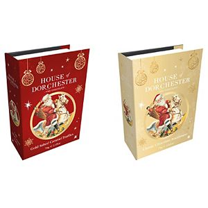 House of Dorchester Santa Book Candy Gift Set