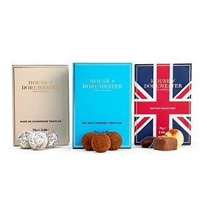 House of Dorchester Truffles Christmas Bundle Gift Set
