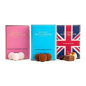 House of Dorchester Truffles Christmas Bundle Gift Set