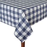 Food Network? Woven Gingham Tablecloth