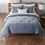 Sonoma Goods For Life® Joplin Family-Friendly Matelasse Comforter Set and Shams