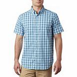 Big & Tall Columbia Rapid Rivers Regular-Fit Plaid Woven Button-Down Shirt