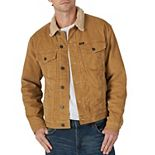 Men's Wrangler Sherpa-Lined Jacket