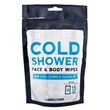 Duke Cannon Supply Co. Cold-Shower Cooling Field Towels Multipack Pouch
