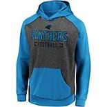 Men's Fanatics Carolina Panthers Chiller Fleece Hoodie