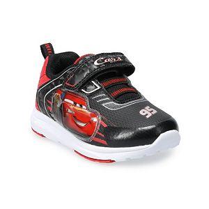 Disney / Pixar Cars Lightning McQueen Toddler Boys' Light-Up Sneakers