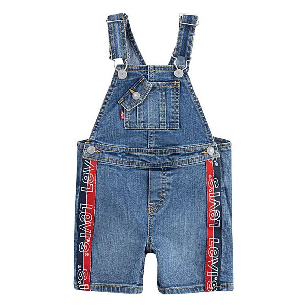 Toddler Boy Levi's® Logo Taping Overalls