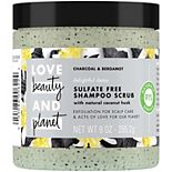 Love Beauty and Planet Charcoal & Bergamot Delightful Detox Shampoo Scrub - 9 oz