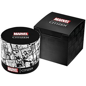 "Marvel's Avengers Tony Stark ""I Love You 3000"" Watch by Citizen - AW1017-58W"