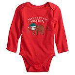 Baby Jumping Beans® Lapped Shoulder Bodysuit
