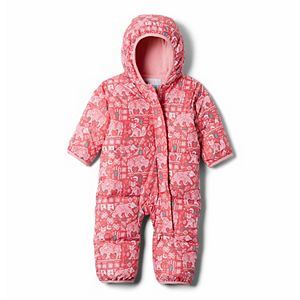 Baby Girl Columbia Hooded Snow Bunting