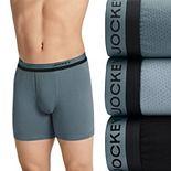 Men's Jockey® Ultimate Breathe 3-pack Boxer Briefs