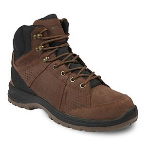 Northside Rockford Mid Men's Waterproof Leather Hiking Boots