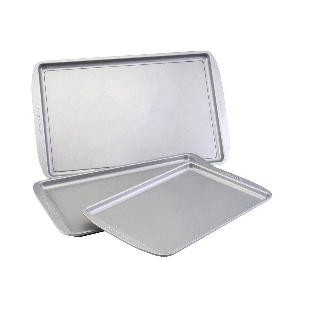Farberware® Nonstick 3-pc. CookiePan Set
