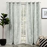 Exclusive Home Curtains 2-pack Skylar Light Filtering Window Curtain Set