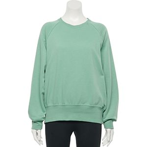 Women's Nike Yoga Crewneck Sweatshirt