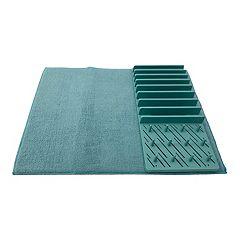 Support de séchage de bain populaire avec tapis