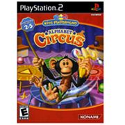 PlayStation 2 Konami Kids Playground: Alphabet Circus