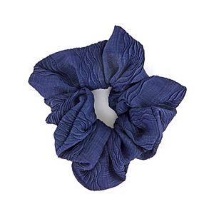 Oversized Textured Scrunchie