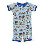 Toddler Boy PAW Patrol Romper Pajamas