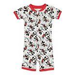 Disney's Mickey Mouse Toddler Boy Romper Pajamas