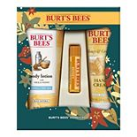 Burt's Bees Honey Pot Lip Balm and Lotion Set