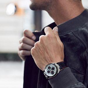 Citizen Eco-Drive Men's Tsuno Chronograph Racer Watch - AV0071-03A