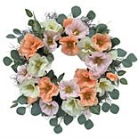 Sonoma Goods For Life® Artificial Poppy Wreath