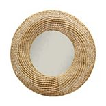 Sonoma Goods For Life® Wicker Mirror Wall Decor
