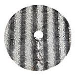 Koolaburra by UGG Mina Faux Fur Christmas Tree Skirt