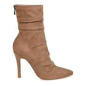 Journee Collection Markie Women's High Heel Ankle Boots